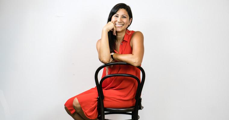 Christie Zangrilli of Party at the Moontower talks design + entrepreneurship