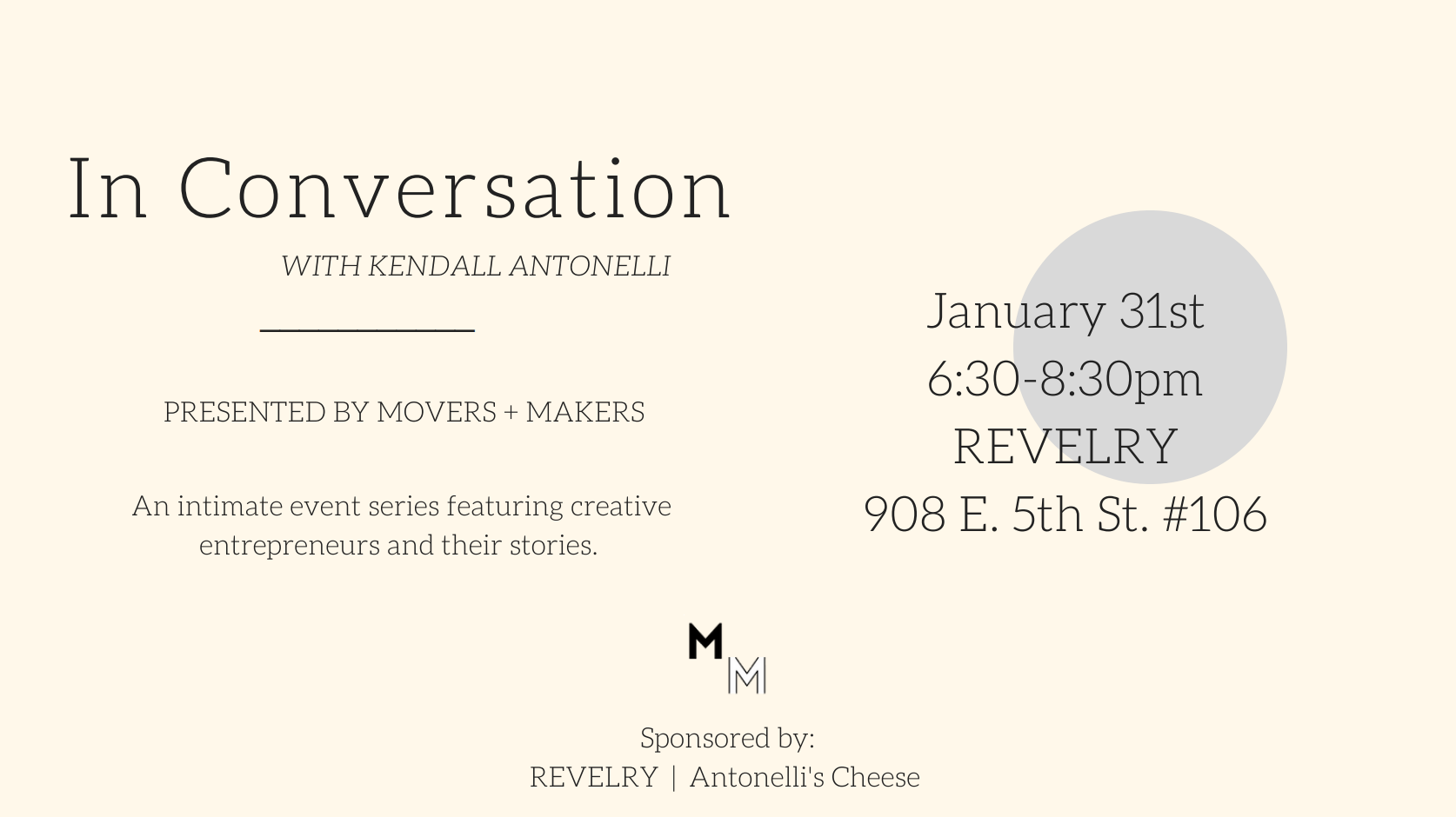 Movers-Makers-Event