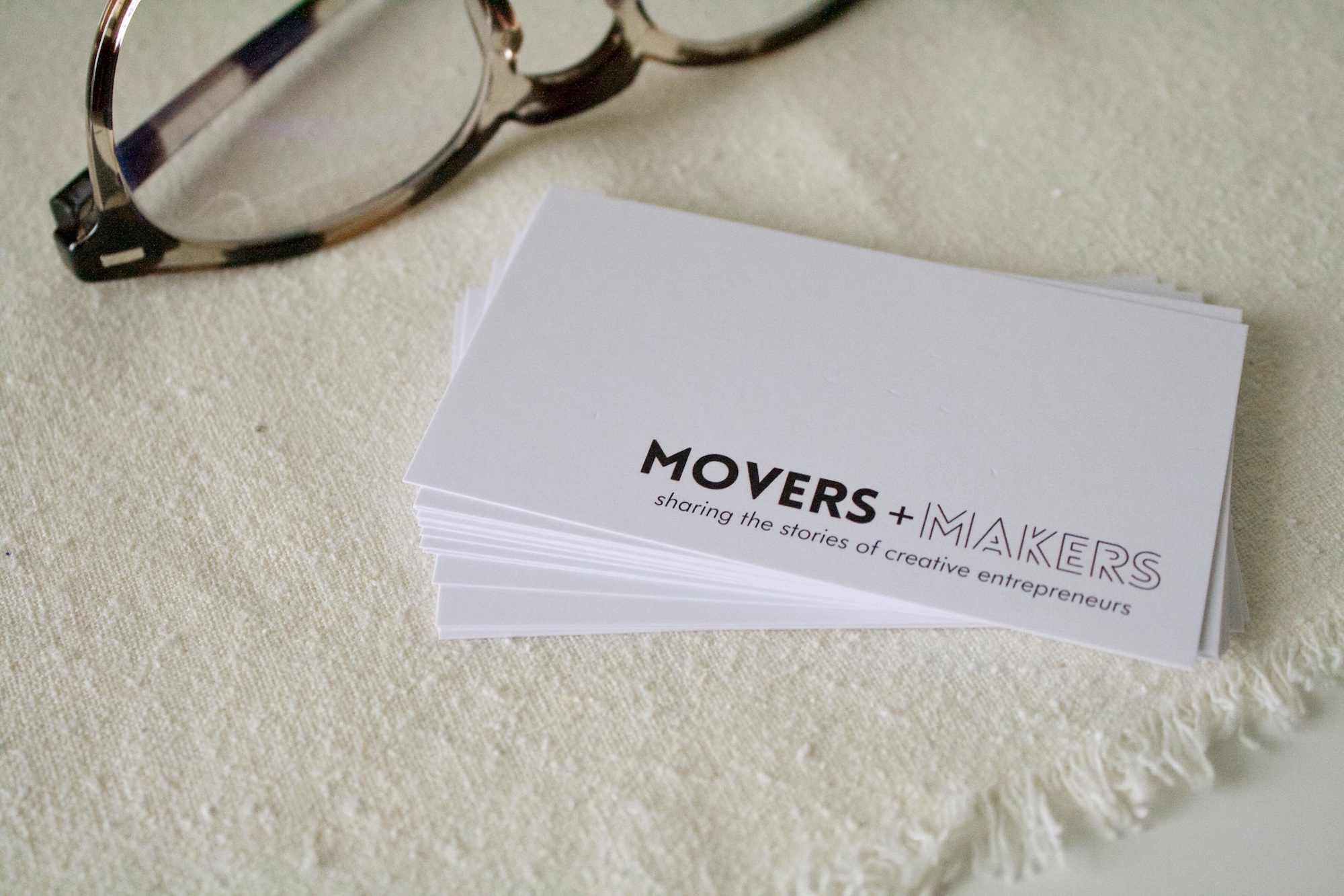 Write for us! Share your story on Movers + Makers