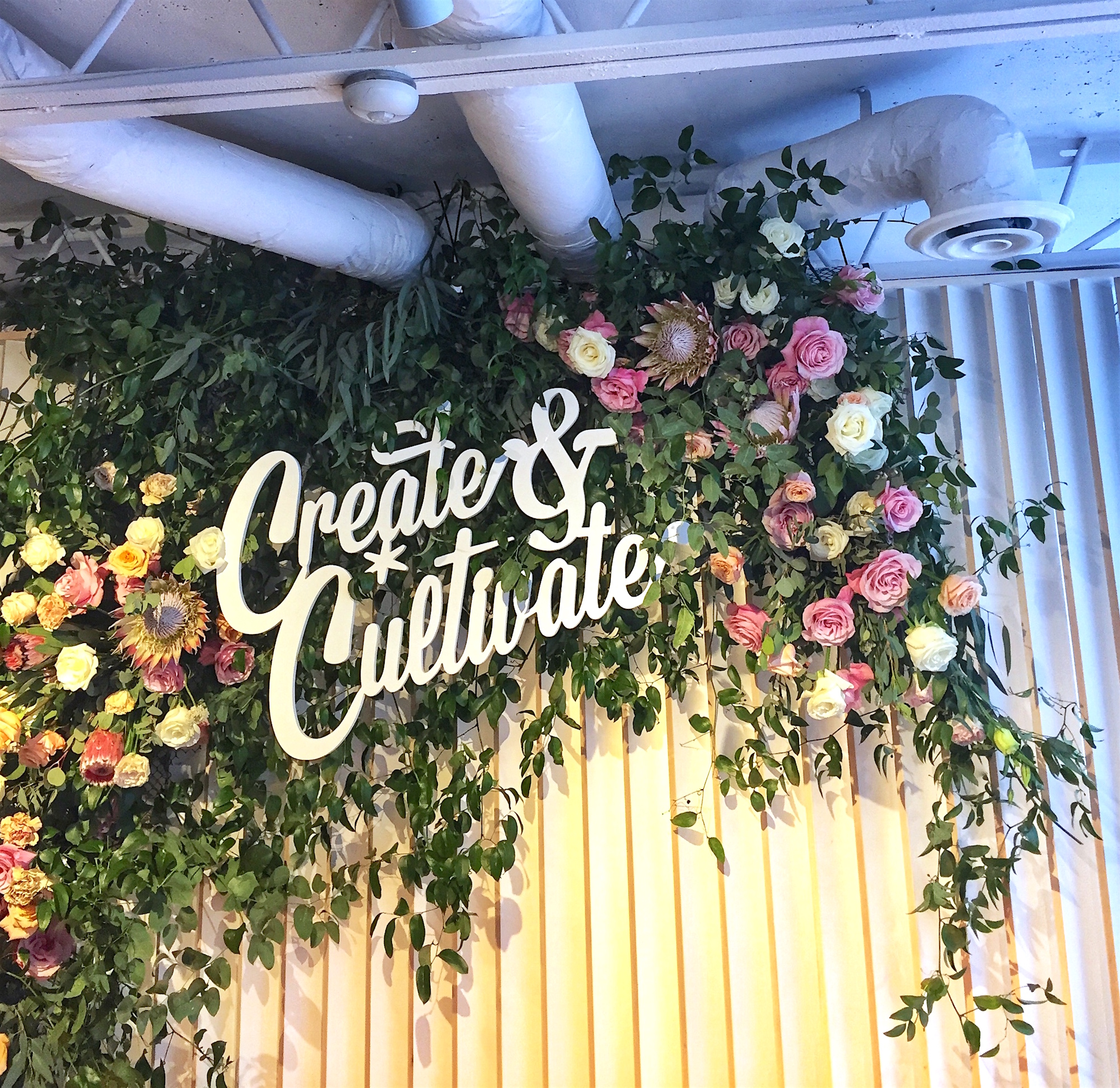 Four takeaways from the Create & Cultivate Austin Pop-up