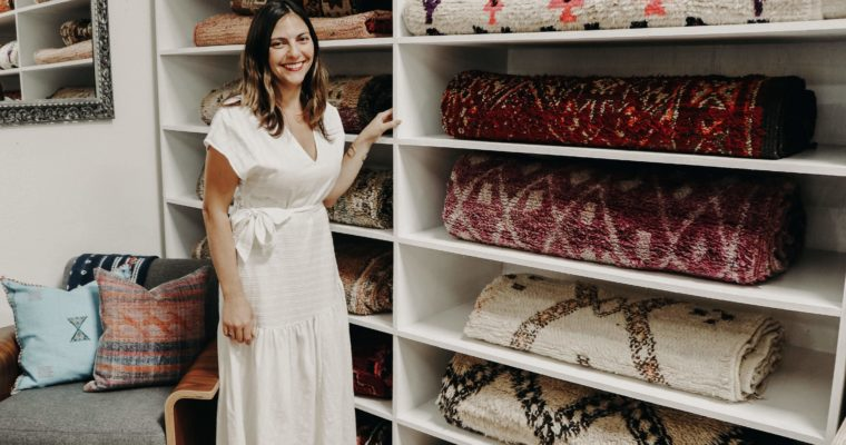Shop Visit: Meet Ashley Yetter of APT F