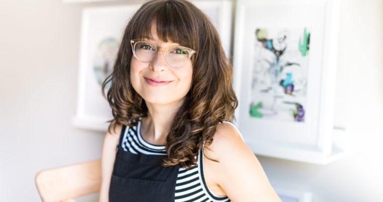 Meet the Creatives of CMBXP: Becca Borrelli